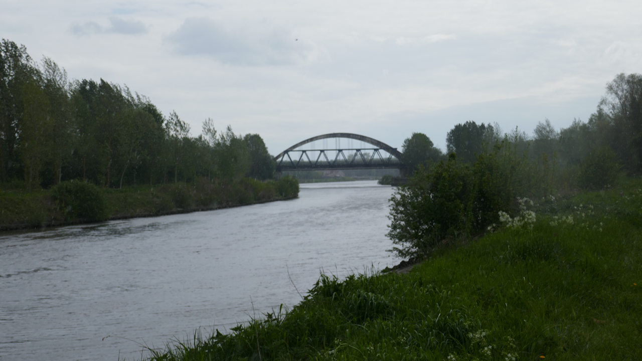 The River Escaut, 19th May 1940