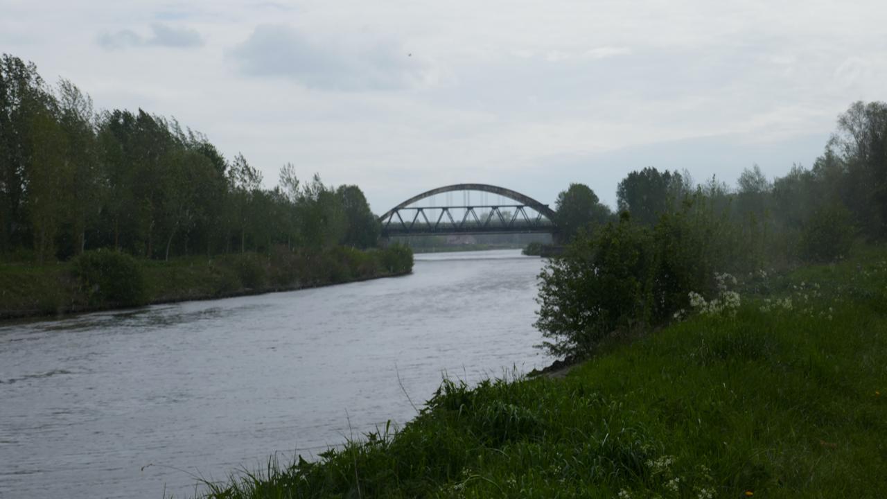 The River Escaut, 19th May 1940