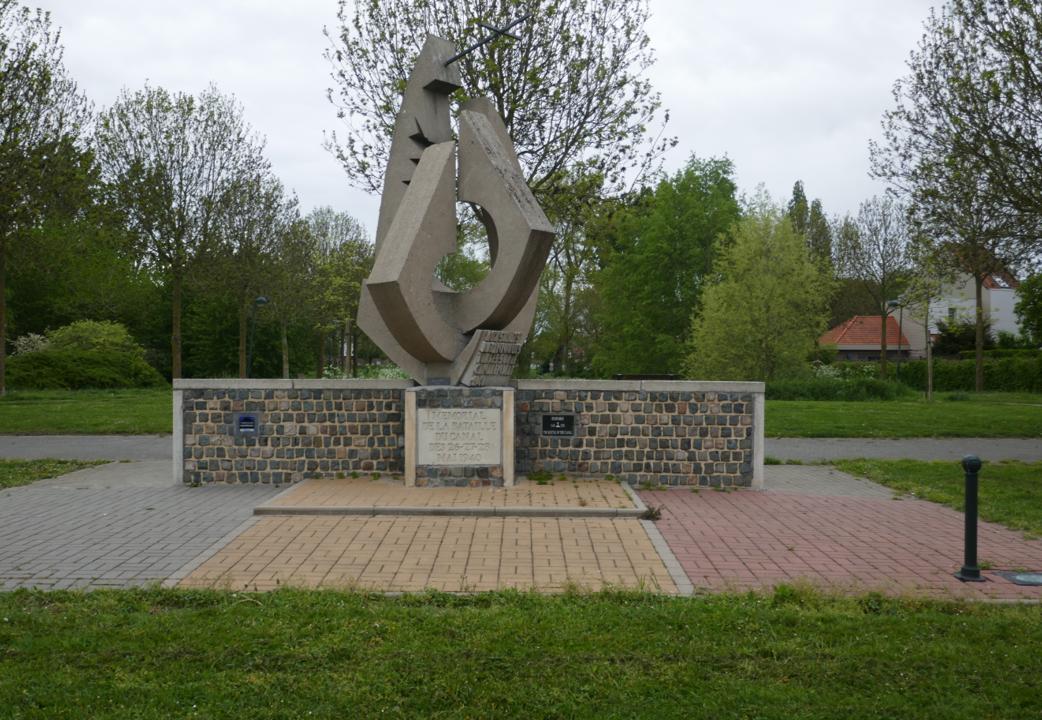 Memorial de la bataille du Canal