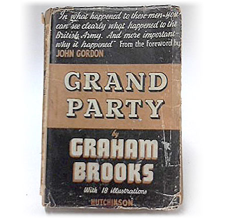 'Grand Party' front dust-cover